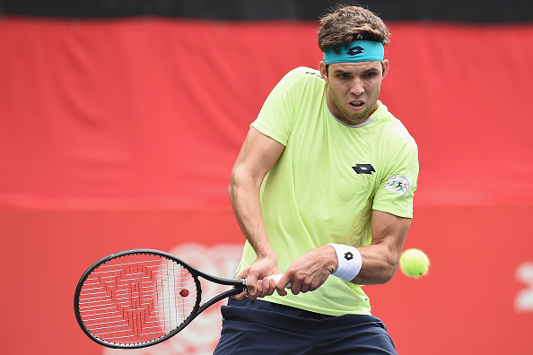 Jiri Vesely hopes to get a good start to his season (Photo: Matt Roberts/Getty Images)