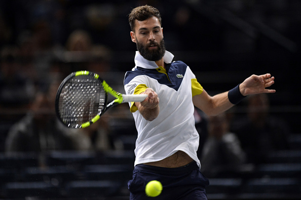 Benoit Paire will begin his season once again in India (Photo: Aurelien Meunier/Getty Images)