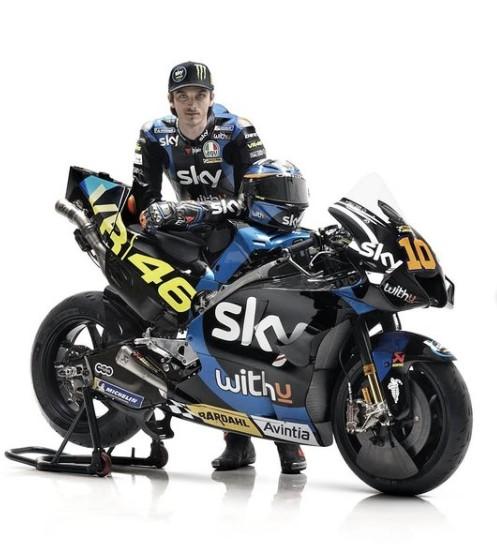 Fuentes: Redes Oficiales Sky Racing