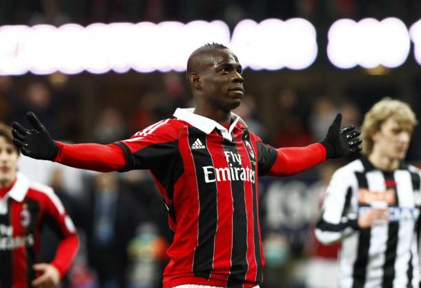 Balotelli fue umportante en la temporada 12/13 | Foto: Getty Images