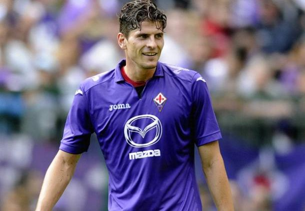 Gomez in viola | Photo: sportipo.com