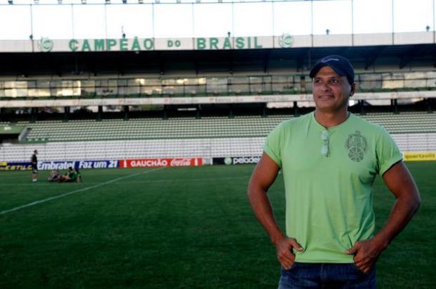 Mario Moraes, en una foto de 2008 (Foto: forodelcelta.com)