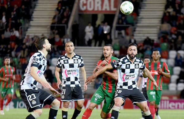 Boavista FC consiguió la ansiada permanencia en las últimas jornadas de la Primeira Liga / Foto Archivo