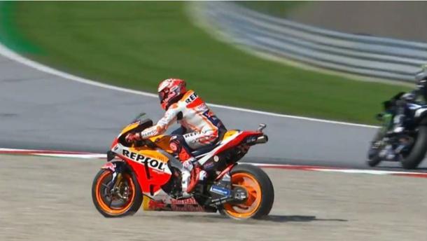 Fuente: @MotoGP