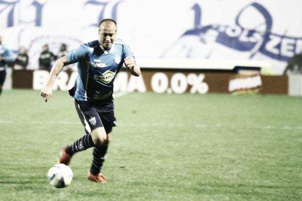 Marquinhos deve voltar em julho (Foto: Jamira Furlani/Avaí FC)
