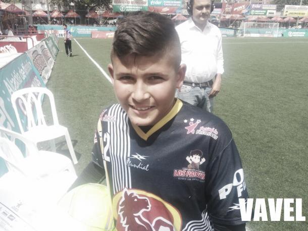 Martín Gómez, arquero del Deportivo Cali | Foto: Darío Serna