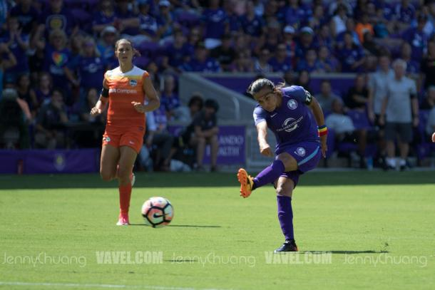 Marta has been playing great as of late | Source: Jenny Chuang - VAVEL USA