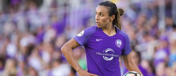 Marta looks set to light up the NWSL once again Source: orlandocitysc.com