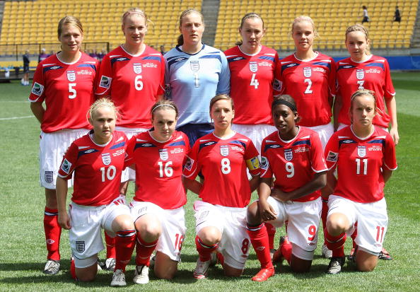 Some familiar faces line-up against New Zealand at the 2008 U17 World Cup (credit: Getty/Marty Melville)