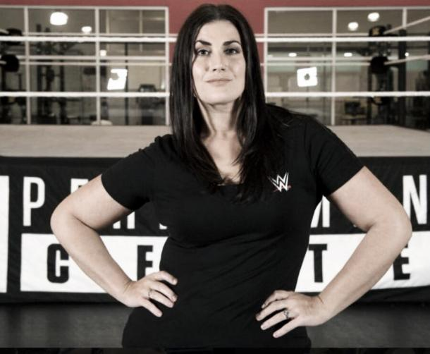 Mary Kate is ready to debut in WWE. Photo-WWE.com