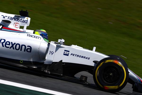 Felipe Massa teve uma classificação ruim e larga apenas em 18º (Foto: Dan Istitene/Getty Images)