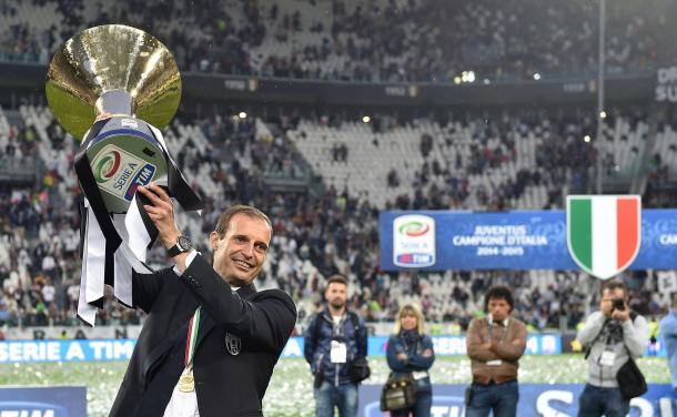 Allegri has enjoyed great success at the helm | Photo: gazzettaworld.gazzetta.it