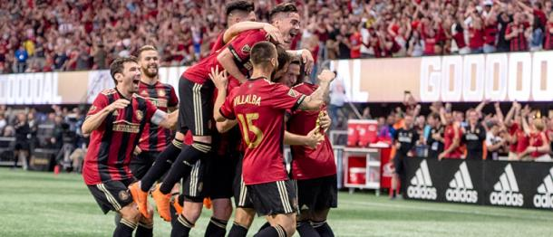 Atlanta continue to score goals for fun in the MLS | Source: atlutd.com