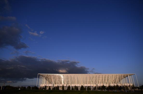 Matmut-Atlantique chama atenção pela peculiar e destacável arquitetura (Foto: AFP/Getty Images/Franck Fife)