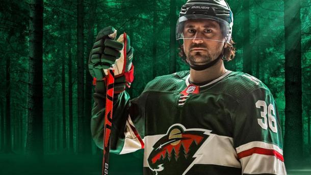 Mats Zuccarello, principal adquisición de Minnesota en la última agencia libre / NHL.com
