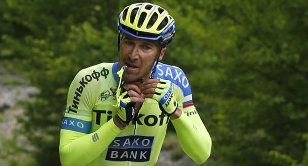 Tosatto desea seguir al menos una temporada más en activo | Foto: Tinkoff-Saxo