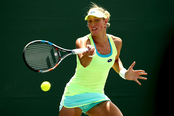 Wickmayer is set to be in action (Getty Images/Matthew Stockman)