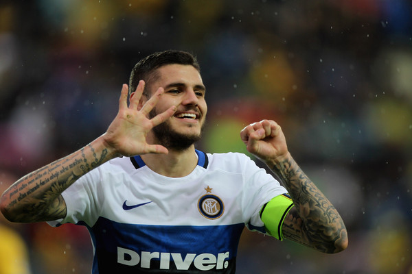 Icardi - Source: Paolo Bruno/Getty Images Europe