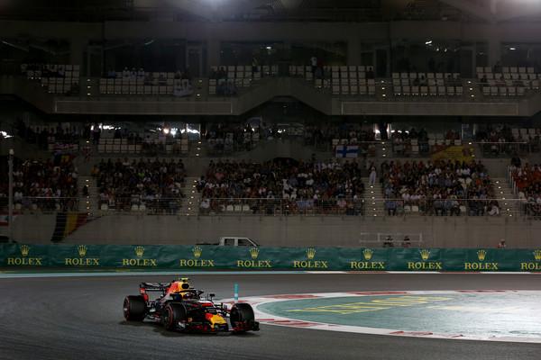 Max Verstappen, durante el Gran Premio de Abu Dabi | Fuente: Getty Images