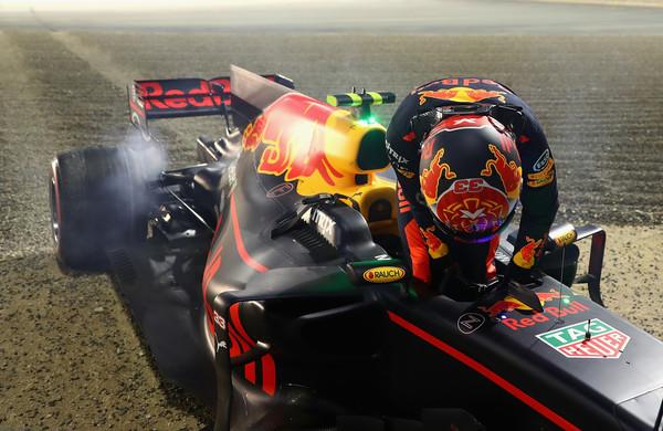 Verstappen, Baréin 2017 / Fuente: Clive Mason/Getty Images Europe