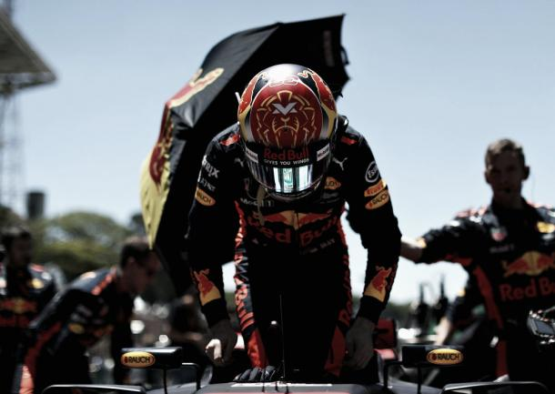 Max Verstappen ha logrado dos victorias con motor Renault esta temporada | Foto: Getty Images
