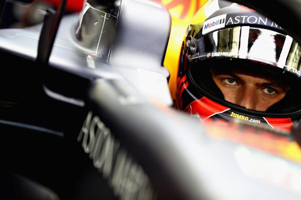 Verstappen en el GP de Baréin | Foto: Getty Images Europe