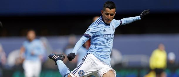 Maxi Moralez has been instrumental to NYCFC's strong start | Source: mlssoccer.com