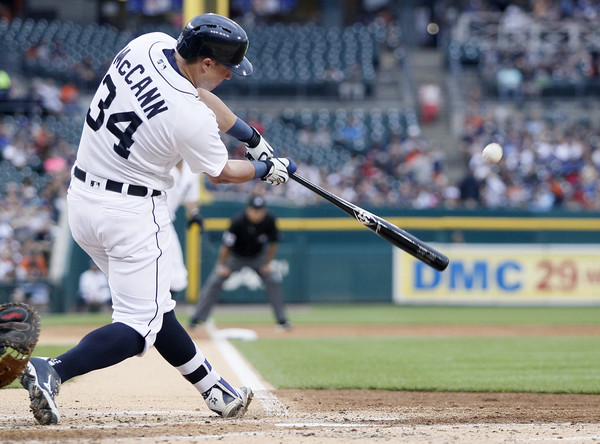 A crucA crucial error by James McCann results in a sturdy 4-0 lead.Duane Burleson/Getty Images North America