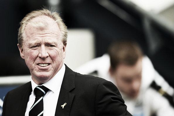 It's not looking good for Steve McClaren