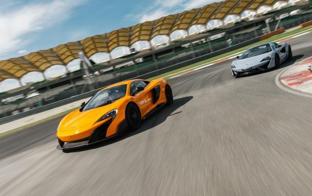 A compra envolveria todo o grupo McLaren, com as partes responsáveis pelos carros de rua e tecnologia (Foto: Divulgação/McLaren Automotive)