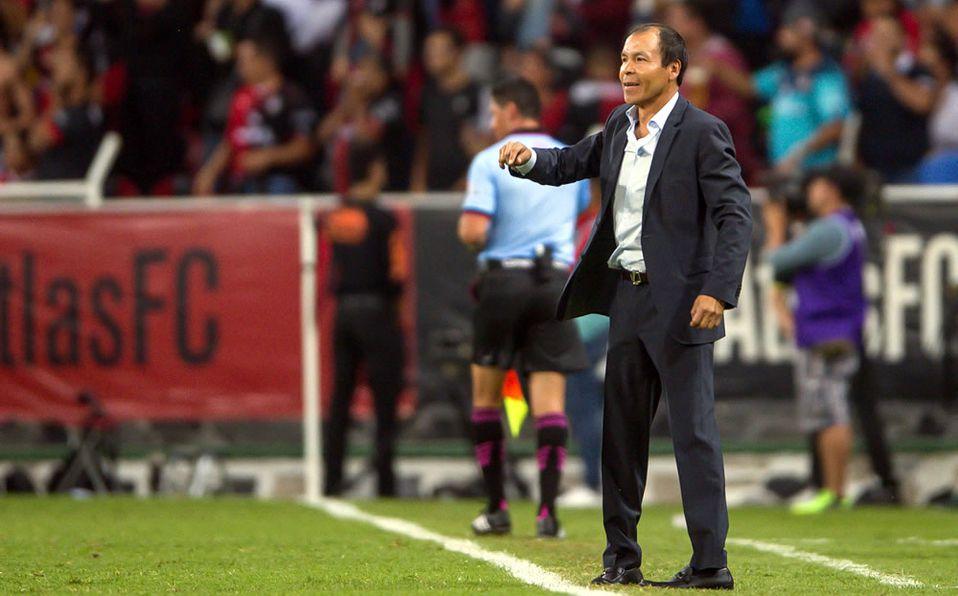 José Guadalupe Cruz fue el último técnico en llevar a los Zorros a liguilla (Apertura 2017) / Foto: Mediotiempo