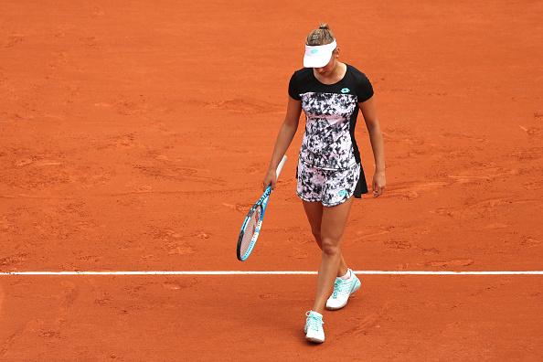 Semifinalista do Australian Open, Mertens não foi páreo para número um Foto: Matthew Stockman/Getty Images)