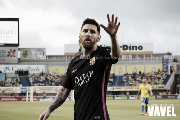 Messi es el máximo goleador europeo de la temporada | Foto: VAVEL