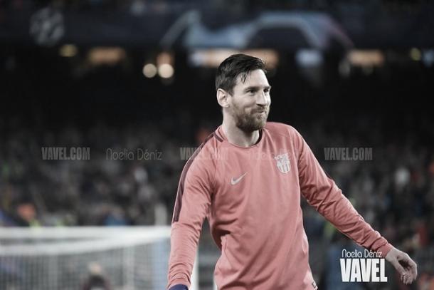 Messi, capitán del Barcelona | Foto: Noelia Déniz - VAVEL
