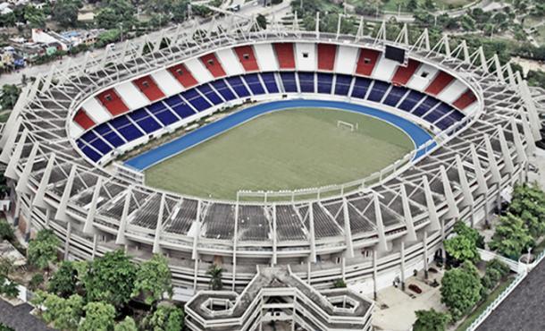 Estadio Metropolitano Roberto Meléndez - Foto: Noticosta