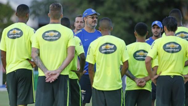 Brazil undergo preparations | Photo: CBF
