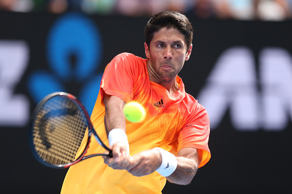 Verdasco is close to the top 50 after the title in Bucharest (Getty/Michael Dodge)