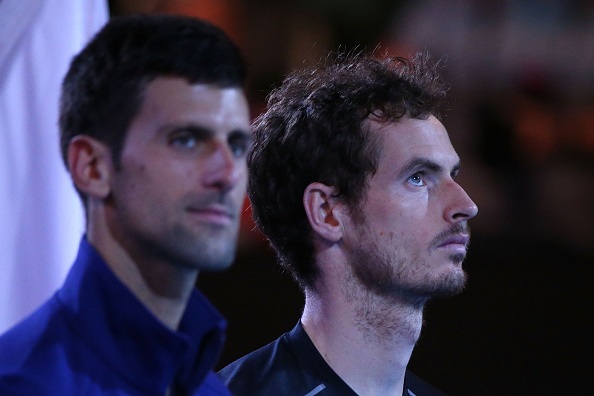 Murray can gain points on Djokovic (Getty/Michael Dodge)