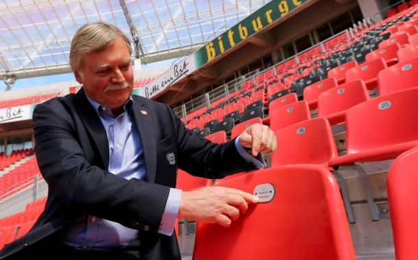 Leverkusen's CEO has penned a two-year contract extension with the Werkself | Image credit: rp-online.de
