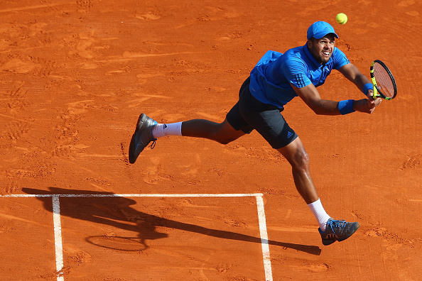 Tsonga reached the semifinals of the French Open last year (Getty/Michael Steele)