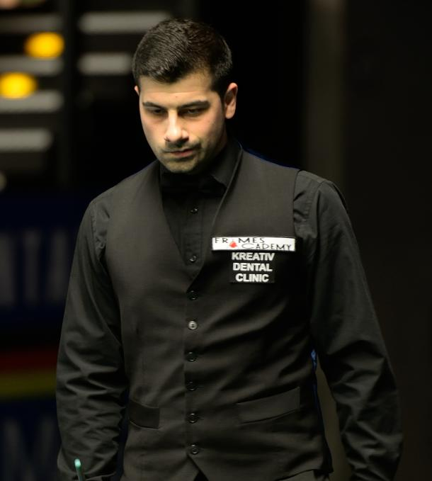Michael Georgiou has been one of the surprises of the tournament (photo: Wikimedia)