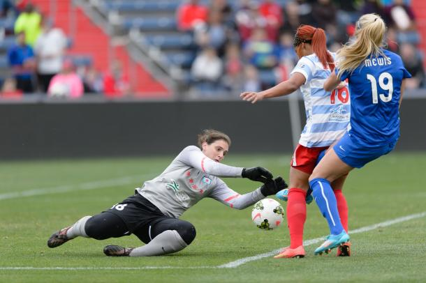 MIchele Dalton to join North Carolina Courage as replacement goalkeeper | Photo: Daniel Bartel