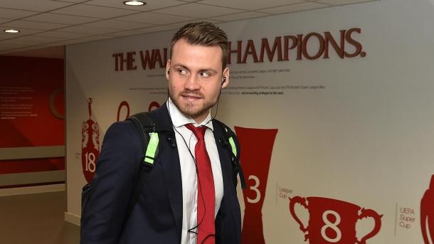 Mignolet regresará a la portería | Foto: Premier League.