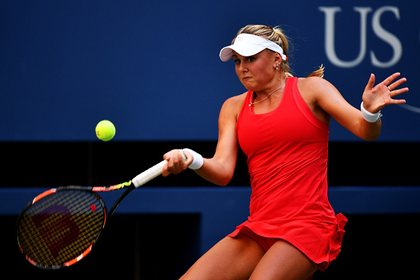 Kateryna Kozlova will need to take any opportunity she gets to have a chance of winning (Getty/Mike Hewitt)
