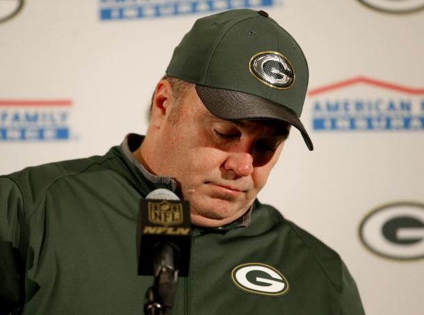 Mike McCarthy wants a more balanced approach on offense | Source: Ross D. Franklin - AP Photo