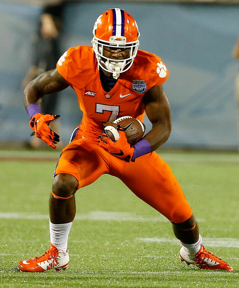 Mike Williams |Source: Sam Greenwood/Getty Images North America|