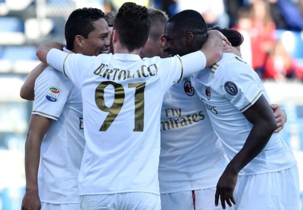 Il Milan può festeggiare, goal.com