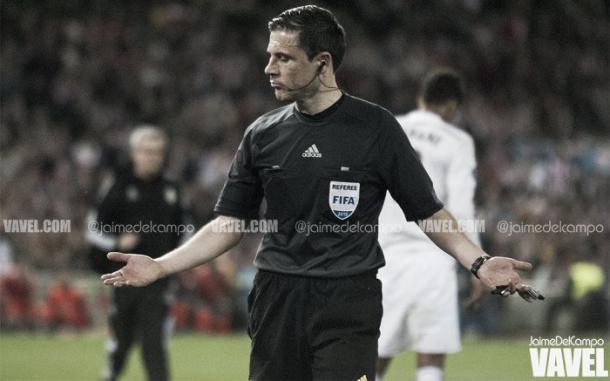 Milorad Mazic arbitrará la final de la Supercopa de Europa | Foto: Jaime del Campo (Vavel)