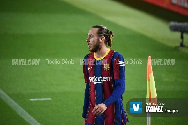 Mingueza en Copa del Rey