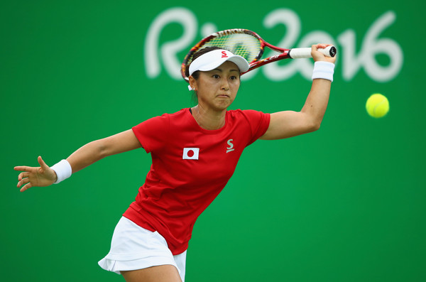 Misaki Doi represented Japan at the Rio Olympics last year | Photo: Clive Brunskill/Getty Images South America
